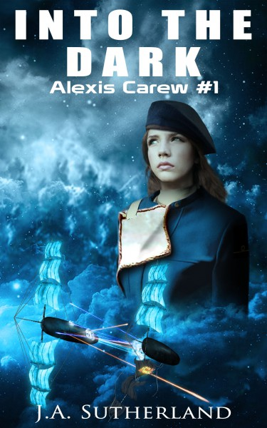 Into the Dark (Alexis Carew #1)