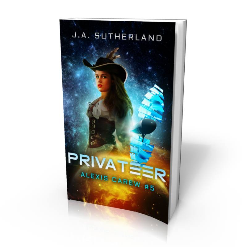 Privateer (Alexis Carew #5)
